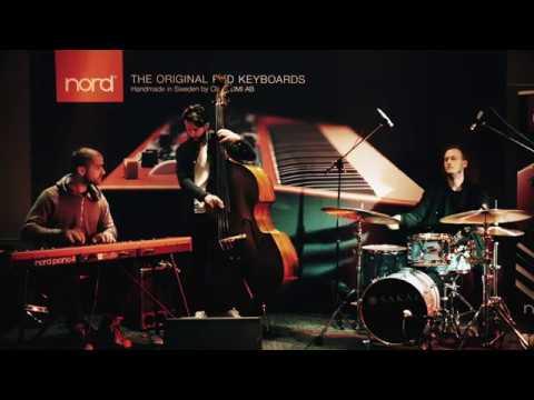 Nord Piano 4: Joel Lyssarides Trio live at Frankfurt 2018