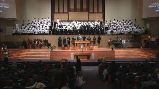 new psalmist baptist church worship unplugged  jesus is the only god