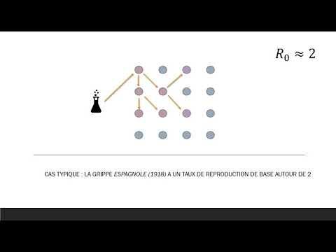 R0 Le taux de reproduction de base (COVID-19)