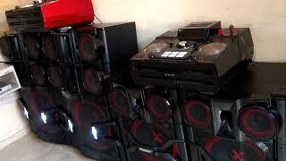 LG Cm 9940 Pro - Tocando - Mega Bass Hause