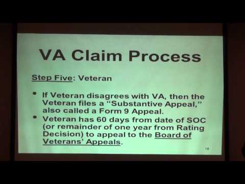 VA Claim Appeal Process Briefing. IntroPresentation
