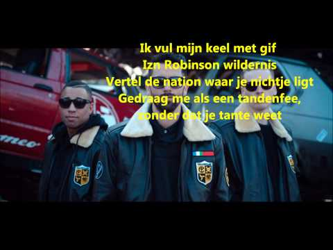 Yellow Claw - Allermooiste Feestje ft. Mr. Polska & Ronnie Flex LYRICS