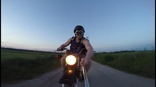 Simson S51 Enduro Vlog!! - Kupiłem sprzęt w teren! Lepszy niż KTM'y