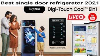 Best single door refrigerator 2021