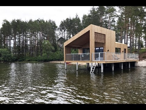 A local cabin developer contacted Feste Landscape | Nissedal, Norway | HD