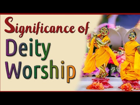 Why Hindus perform Deity Worship | Is Idol Worship A Sin | Significance of Deity Worship