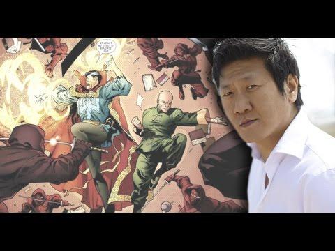 Benedict Wong joins Doctor Strange as Wong