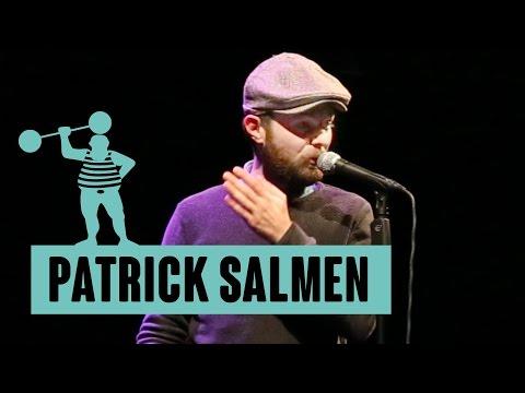 Patrick Salmen - Genauer betrachtet sind Menschen auch nur Leute (Lieblingsmensch)