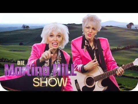 BRANDNEU! 29,99€ Für Das Neue Album Der AMIGAS!   Die Martina Hill Show   SAT.1 TV