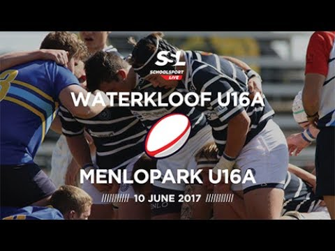 Waterkloof 16A vs Menlopark 16A, 10 June 2017