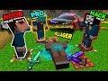 Minecraft NOOB Vs PRO Vs HACKER MURDER INVESTIGATION OF THE VILLAGER IN MINECRAFT mp3