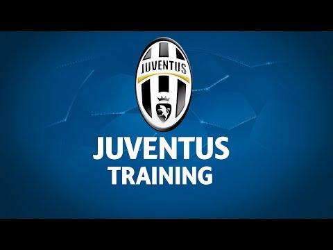 Juventus Training Session LIVE!