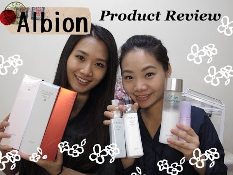 EP 31: ALBION PRODUCT REVIEW 艾倫比亞產品評比