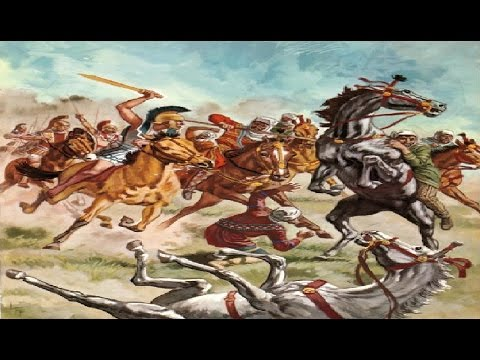 Битва при Иссе - Lets play Alexander TW The battle of Issus
