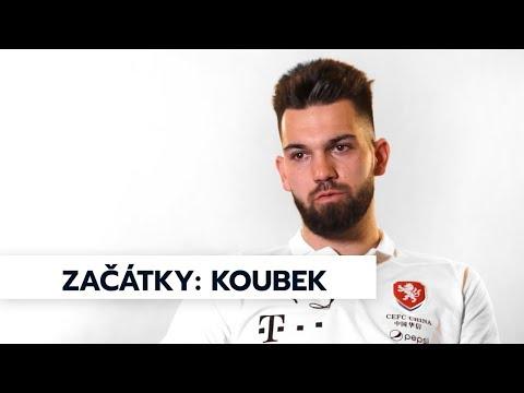 Začátky v repre: Tomáš Koubek