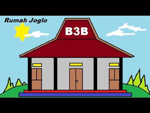 570+ Contoh Gambar Rumah Animasi Terbaru