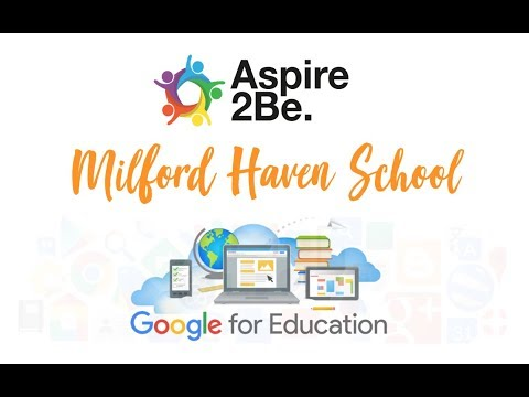 Aspire2Be Video - Google Futures: Milford Haven Week 1 Feedback