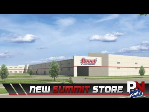 There's A New Summit Store...And It's Massive