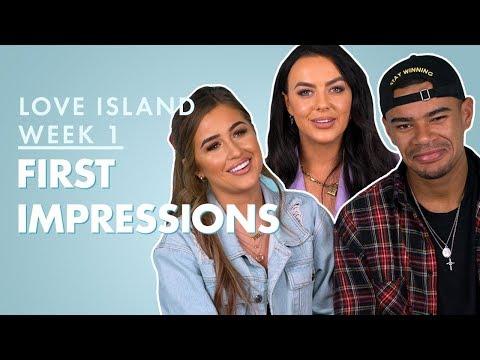Ex-Islanders Rosie, Wes And Georgia's Opinions On Week 1 Of Love Island 2019 | Cosmopolitan UK