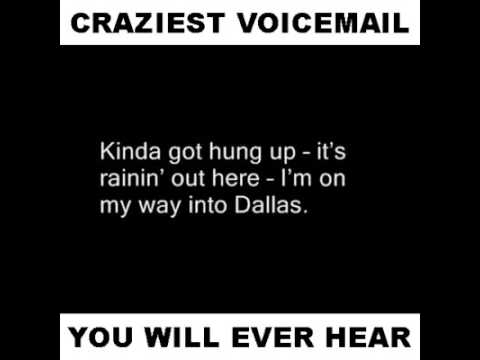 Crazy voicemail crazy voicemail m4hsunfo