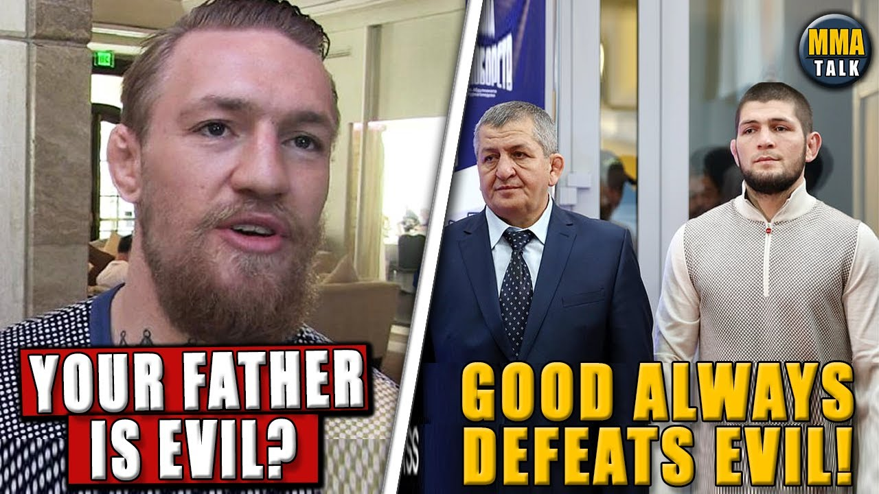 Conor McGregor DELETES DISGUSTING Tweet about Khabib's father, Usman vs Covington 2 OFFICIAL-UFC 268