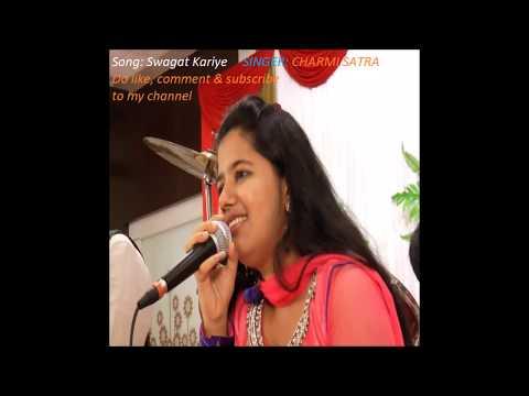 Swagat Kariye Gujarati Song by CHARMI SATRA