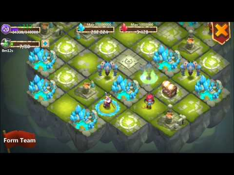 Castle Clash Easy Way To Get Free Gems