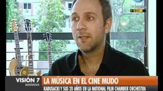 Visión Siete: La música en el cine mudo