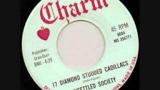 Unsettled Society - 17 Diamond Studed Cadillacs 1970