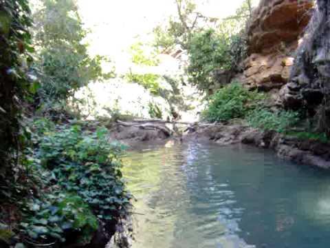 Un paseo por el rio mesa el pozo galano en villel de for Villel de mesa