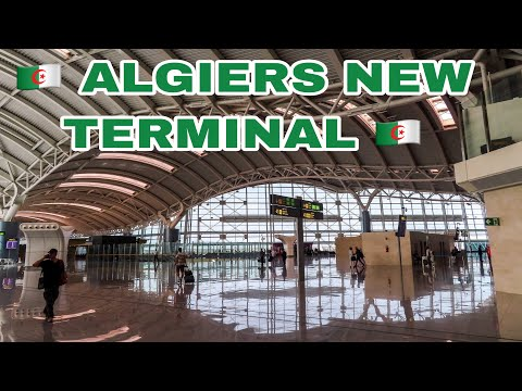 Algiers New Airport Terminal | General Overview