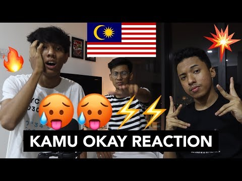 k-clique-kamu-okay-(official-lyric-video)---malaysian-reaction