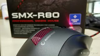 Yeni 70TL'ye RGB MACRO efsane mouse Everest Rampage SMX-R80