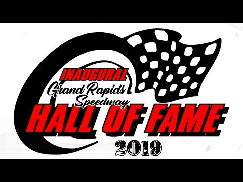 Grand Rapids Speedway Hall of fame video 2019