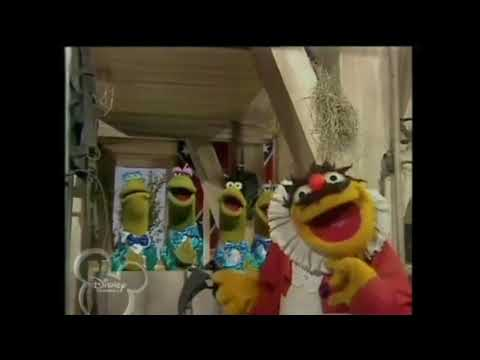 Muppet Songs: Lew Zealand & The Gills Brothers - Goodnight Sardine