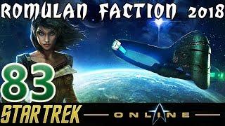 Star Trek Online (PC) | Romulan Faction 2018 [83] (The Dragon's Deceit)