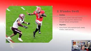 2020 NFL Draft Top RB Prospects