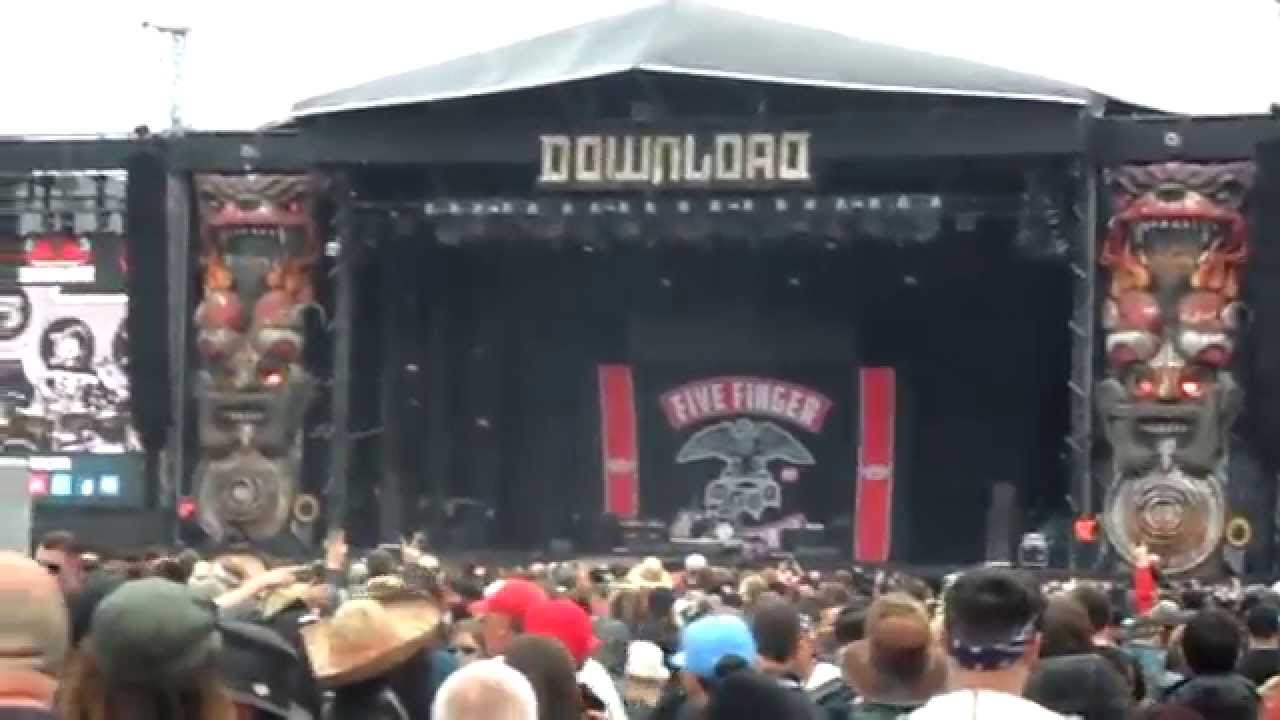 five finger death punch under and over it download