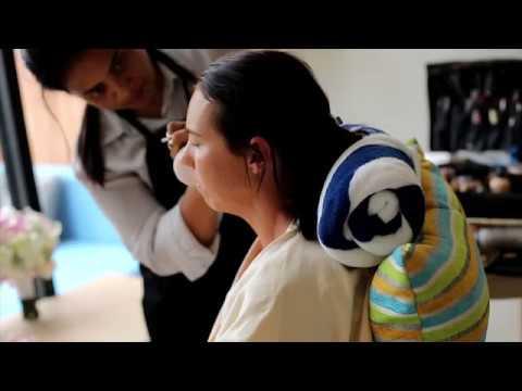 Khaolak Makeup Artist Service  : Christie + David