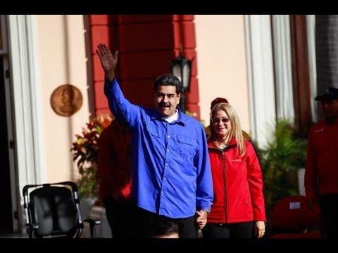 Agridulce celebración de los 56 años de Nicolás Maduro
