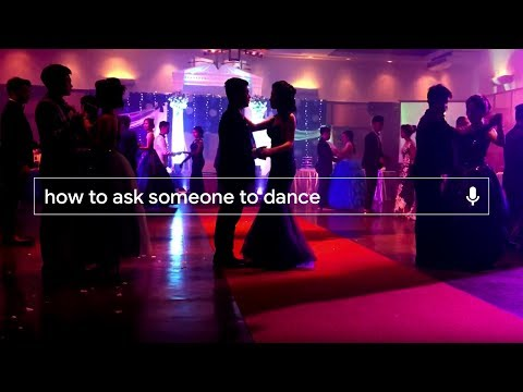 May I have this dance?  Prom trends in Search