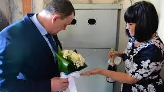 Свадьба Евгении и Яна 21октября 2017года