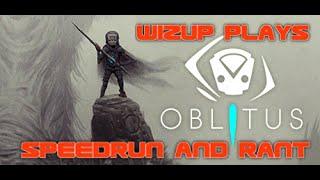 Oblitus Speedrun and Rant