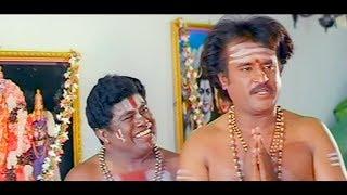 சோகம் மறந்து வாய் விட்டு சிரிக்க இந்த காமெடியை பார்த்து மகிழுங்கள் ||Rajinikanth Senthil Comedy