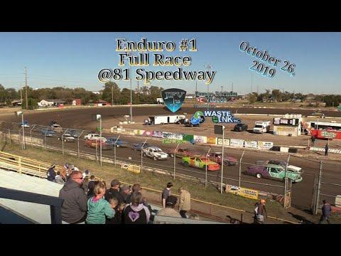 Enduro #1, Full Race, 81 Speedway, 10/26/19