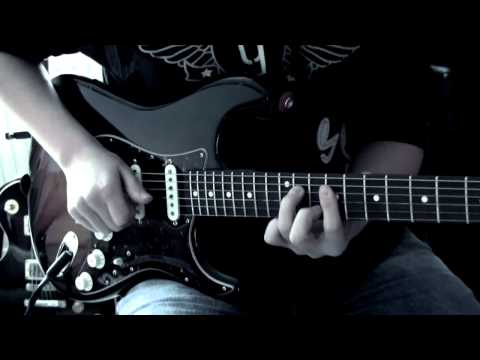 Dire Straits - Down to the waterline - cover by Felix