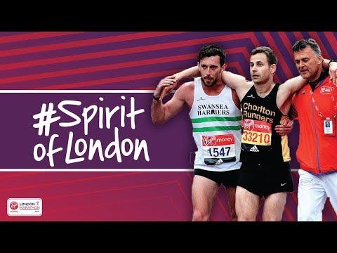 #SpiritofLondon - Virgin Money London Marathon 2018