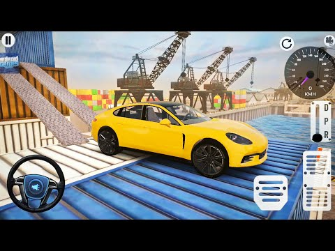 Real Seaport Car Parking Game - Fun Mode Levels 2-14  - Android Gameplay