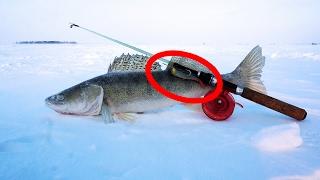 Смотреть видео блесна на судака для зимней рыбалки