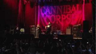 CANNIBAL CORPSE - live at MHM fest 2010 full show